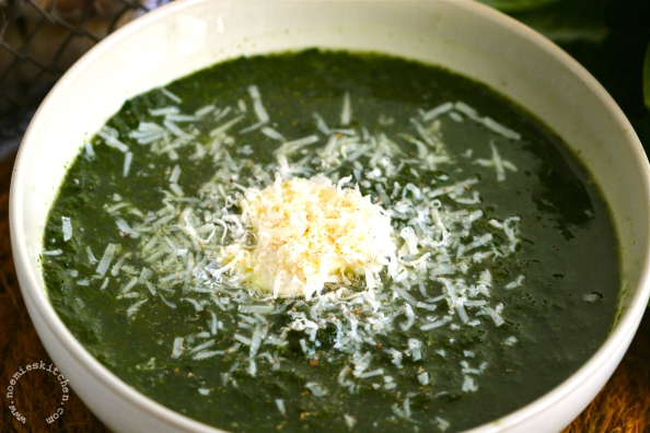 Spinach soup3